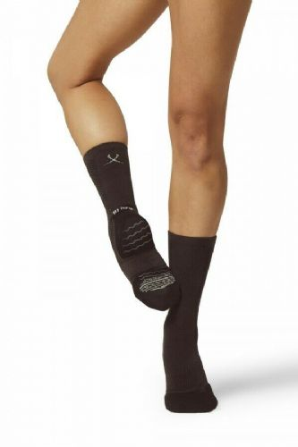 BLOCH SOX BLOCHSOX Dance Socks Spin-spot Brake lines Grip control Enhanced Arch